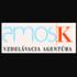 Logo Vzdelávacia agentúra AMOS-K, spol. s r.o.