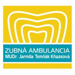 Logo MUDr. Jarmila Temňák Kňazeová - zubná ambulancia